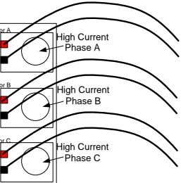 High Current Phase A High Current Phase B High Current Phase C
