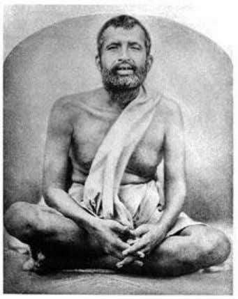 "stop not till the goal is reached "" (See more quotations in Wikiquote ) Signature Ramakrishna"