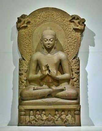 , Sikhism , Sant Mat and Kabir Panth Gautama Buddha A statue of the Buddha from