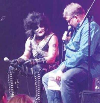 "Even Loverboy front man Mike Reno was impressed. ""What a great venue to hold a concert."