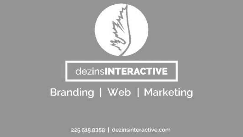 information on our services and what we do, visit us at www.dezinsinteractive.com, or give us a