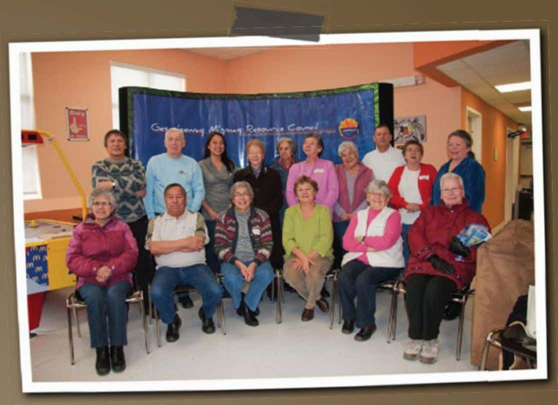 It is important for GMRC to continue to seek guidance and knowledge from our Elders.