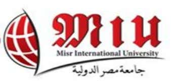 Misr International University Faculty of Engineering Electronics and Communications Department LAYOUT AND MICROWIND