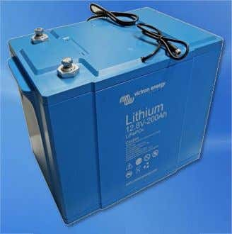 Différents types de Batterie 12V AGM 12V GEL Block 24V LiFePO4 2V OPzS 12V LiFePo4 2V