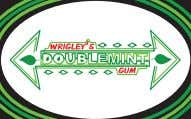 Double your flavor, and double your fun, with the new look of Wrigley's Doublemint Gum.