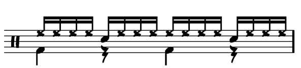 of the 16th note rests. So why not write it like this: Answer: Because now we've