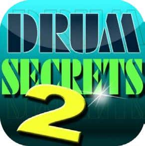 Drum Secrets 2 iPhone and iPad App by Sam Brown VIDEO 5 THE DRUM-GODS JUST
