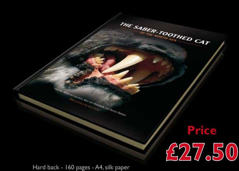Price £27.50 Hard back - 160 pages - A4, silk paper
