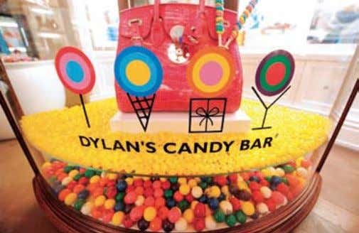 "at the relaunch of Dylan's Candy Bar in October 2008. ""I would never be a stay-at-home"