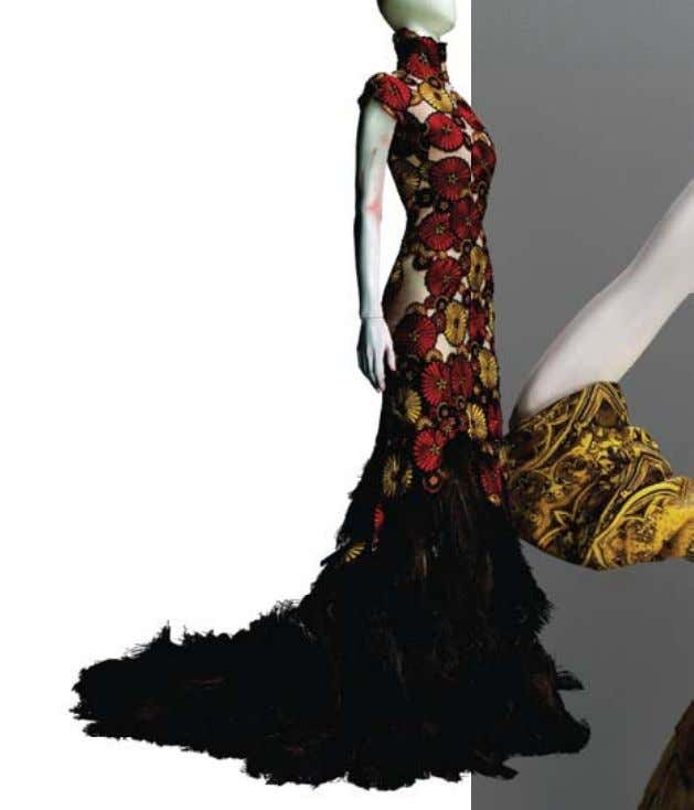 GETTY IMAGES The last time the Metropolitan Museum of Art featured fashions by Alexander McQueen, the