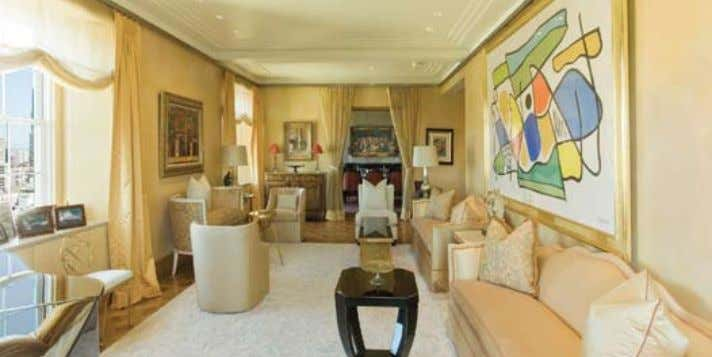 ROGER ERICKSON | DISTINGUISHED PROPERTIES FULL FLOOR ON FIFTH AVENUE: Entire floor with ±5,000 sq ft