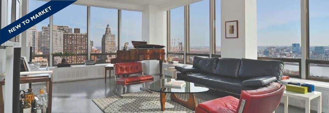 NATIONS PLAZA DESIGNER'S OWN, APARTMENT 28B $2,750,000 ARCHITECT'S OWN, APARTMENT 27B $2,650,000 SOTHEBY'S