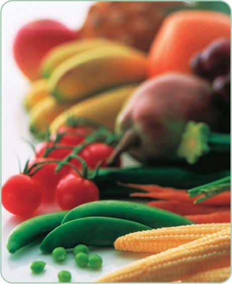 "lose some of their nutritional value. Vegetables are also a Choose a ""rainbow"" of coloured vegetables"