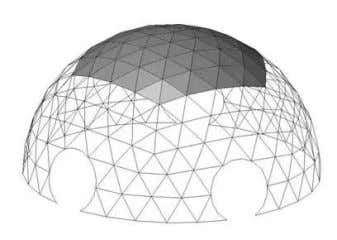 circular homes are very efficient and economical structures. Structural analysis of domes, round and circular homes