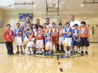 Basketball Clinics are held for Ages 9 to 15 yrs. Old Philippine Intercity Basketball of North