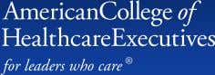 Healthcare Executives … • Help in educating community members about important health issues • Ensure