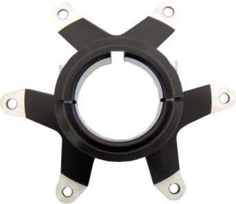 CARRIER FOR 50mm AXLE BLACK 60,75 2 VX604DN SPROCKET CARRIER FOR 40mm AXLE BLACK 60,75 1