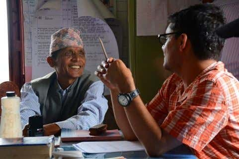 has worked extensively in Nepal on disaster risk reduction. Photo: R. Friedman/Risk RED Photo: R. Friedman/Risk