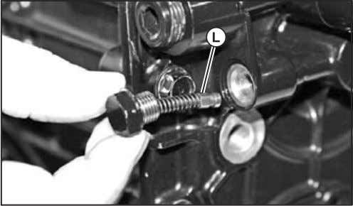 (L) if necessary. Remove and replace O-ring. (Fig. 28) Fig. 28,Tow Relief Valve 5. Remove (10)