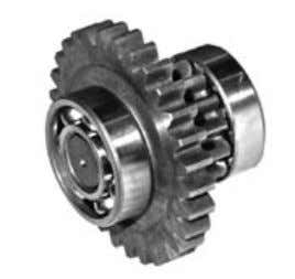 for wear or damage, replace as necessary. (Fig. 31) Fig. 31, Input Gear Set 10. From