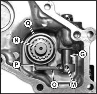 from 4WD shift shaft by pulling shaft up from the 4WD cover. Fig. 49, 4WD Cover