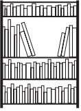 Are each of the four sections for books rectangles? Explain. 3. LANDSCAPER A landscaper is marking