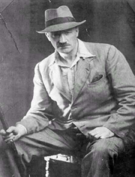 Captain Jack White (1879-1946) Any study of anarchism anywhere in Ireland would be amiss if it