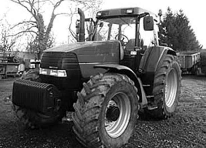 2. Cases of Machinery Failure 81 Figure 2.56 Typical four-wheel-drive RS232 Bigbrother tractor sought to distribute