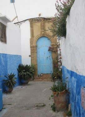 Ancient Roman sites Colourful characters Blue city of Rabat Pottery and carpets everywhere and the