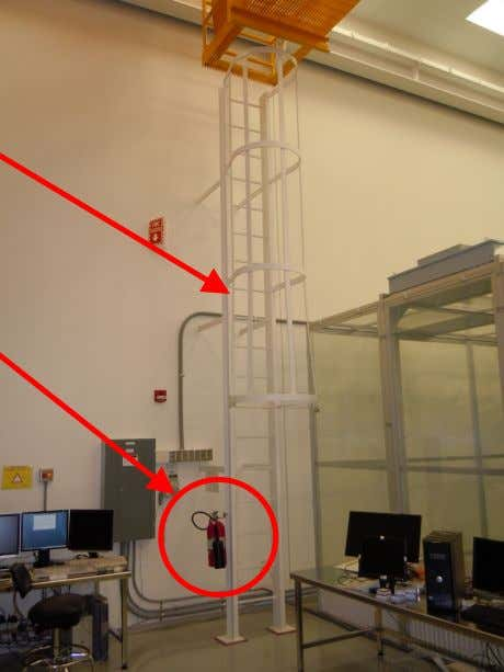 Access to Crane • OMEGA and OMEGA EP overhead cranes are accessed by vertical ladders •