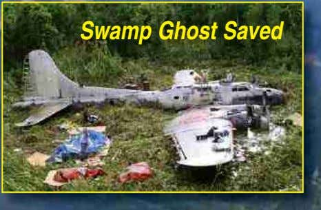 Swamp Ghost Saved