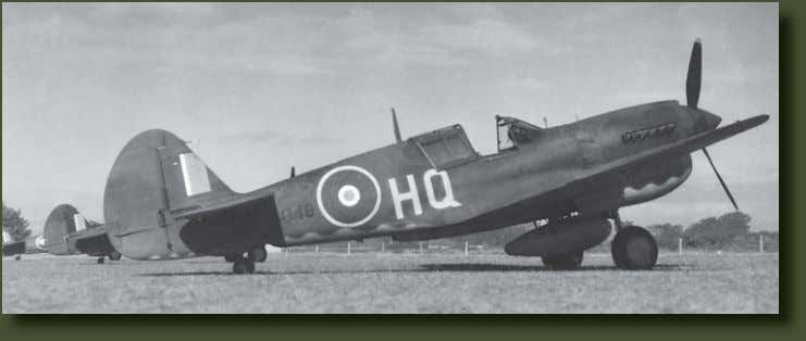 Kittyhawk and when the opportunity arose to head down that The RNZAF operated 297 P-40s of