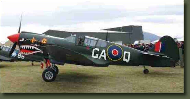 looked very drab until the RAF markings were added. There is no question that airshow visitors