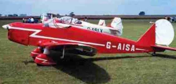 currently owned by Nicholas Parkhouse of Haywards Heath, UK. Trainer I c/n 17 Built in 1946