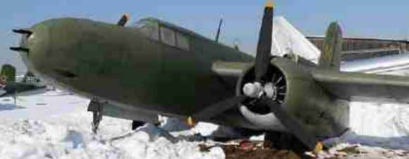 from 1993-95, using some non-standard A-20 components. A Polikarpov I-16 flew in Spanish skies for the