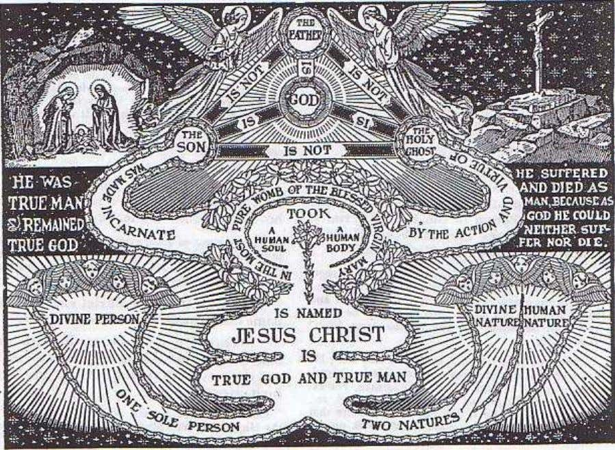 29. Our Lord Jesus Christ Our Lord Jesus Christ is true God and true Man. As