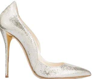 7 SPECIAL | SHOES 1 4 2 5 3 6 metallic 1. High-heeled Sandals, MOSCHINO $1,075.00