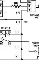 XS4317-0 OCT 06 ELECTRICAL SCHEMATIC HEATER / AIR CONDITIONER CONTROLS 930E-4 A30462 & UP Sheet