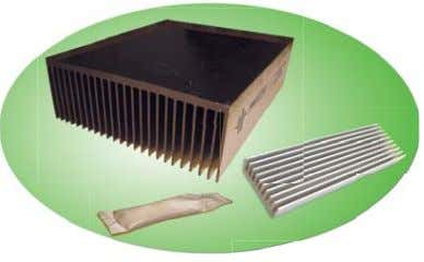 Pb e RoHS Compliant HEATSINKS & THERMAL MANAGEMENT The Multi-Product Heat Sinks support many Wavelength