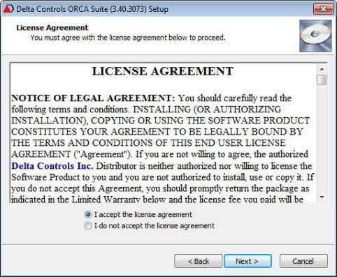 click Y e s to accept the terms of the agreement. Total Pages in this Section: