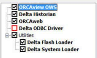 • Delta System Loader Total Pages in this Section: 46 ORCAview Version 3.40 Technical Reference Manual
