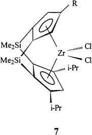 low activity and affords almost completely atactic PP [35]. Fig. 11. Quaternization of MeP(2-Me-4- t -Bu)