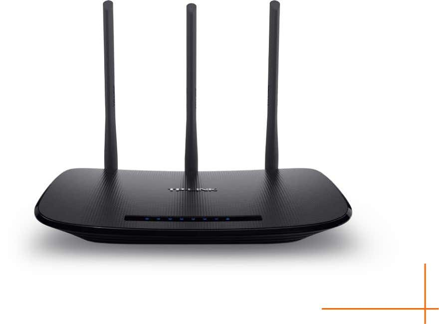TL-WR940N TL-WR941ND 450Mbps Wireless N Router REV 4.0.0 1910011147