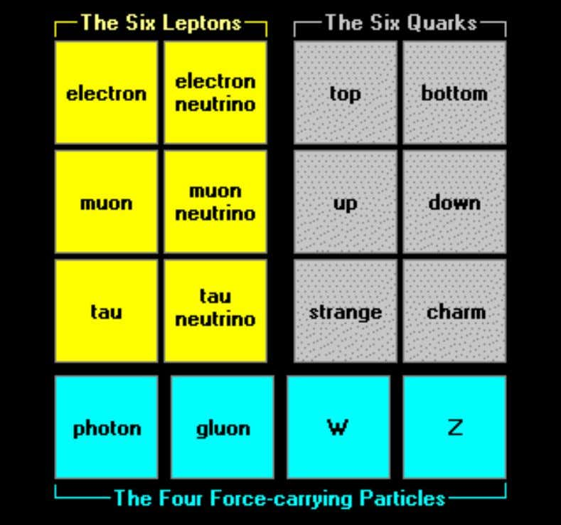 ELEMENTARY PARTICLES AND FORCES 117