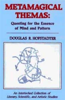 "Douglas Hofstadter's Writings Self-reference is ub iquitous. It happens ev ery time any one says ""I"""