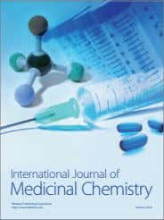 International Journal of Medicinal Chemistry Hindawi Publishing Corporation http://www.hindawi.com Volume 2014