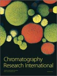 Chromatography Research International Hindawi Publishing Corporation http://www.hindawi.com Volume 2014