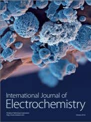 International Journal of Electrochemistry Hindawi Publishing Corporation http://www.hindawi.com Volume 2014