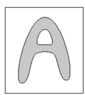 d. none of above 23. below figure shows: a. Euler number ( E ): E=0 b.