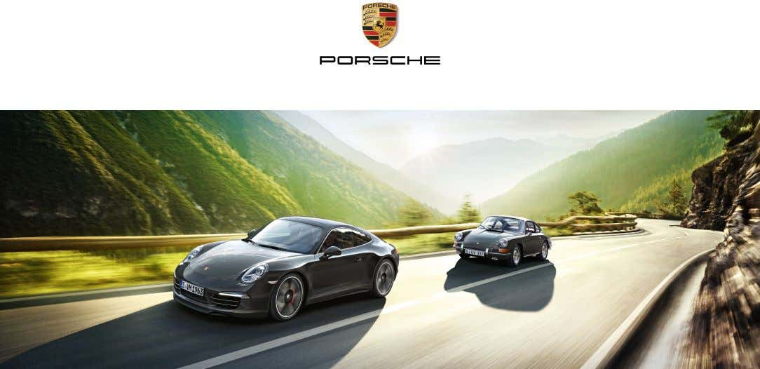 ­Porsche Approved Pre-Owned­Cars